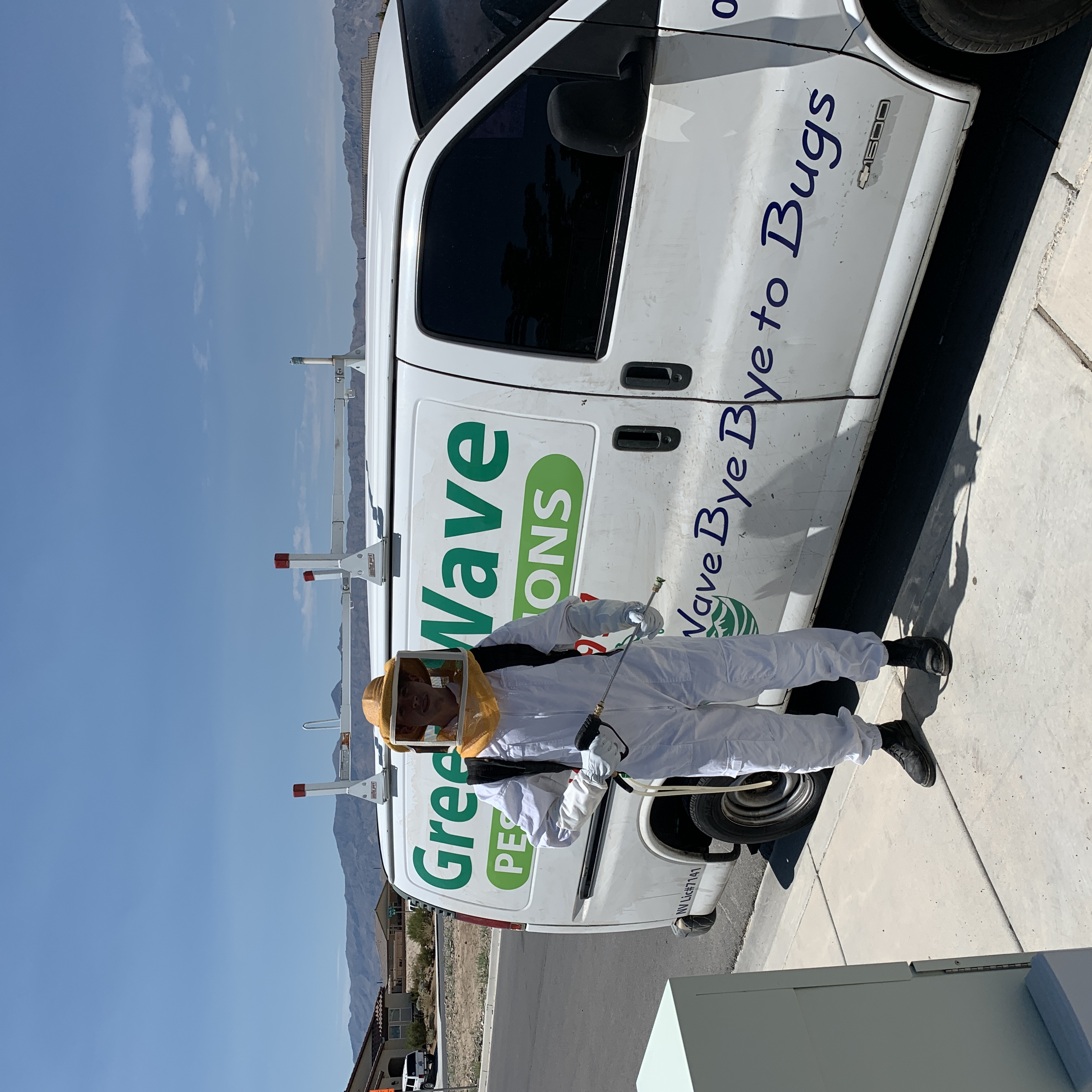 Green Wave Pest Solutions Pest Control Mountains Edge NV